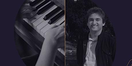 Pianist Jonathan Martinovici: Bach, Beethoven, Brahms, Mendelssohn tickets