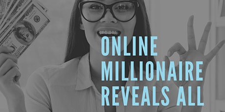 Online Training, How To Earn a 6 Figure Sum Income Online bilhetes