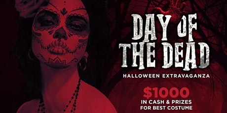 DAY OF THE DEAD 2020 tickets