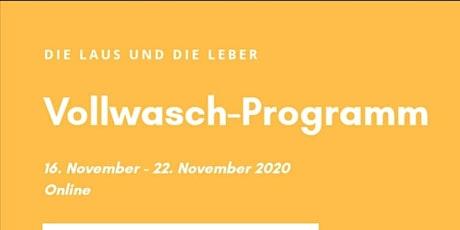 Dein Leber Vollwasch-Programm Tickets