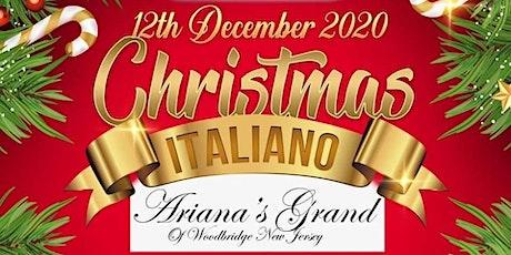 Christmas Italiano 2020 tickets