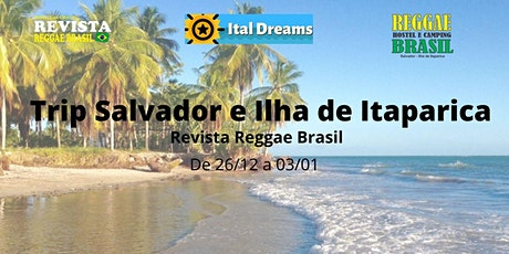Zion Sounds - Trip Para Salvador ingressos