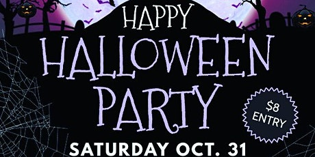 Halloween Party with RISE tickets