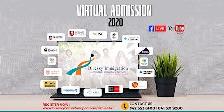 Education & Migration Virtual Fair! 2020 tickets