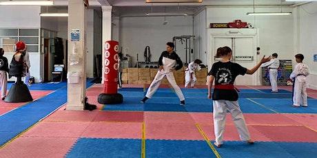 Saturday: Beginner Children's Taekwondo (Face-to-face & Virtual) tickets