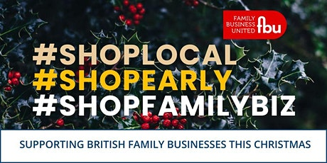 Family Business Christmas Campaign 2020 tickets