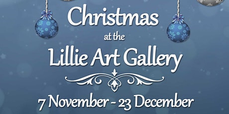 Christmas at the Lillie Art Gallery tickets