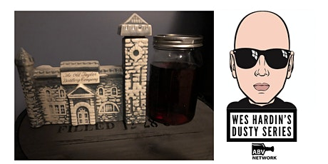 Wes Hardin's Dusty Series: 1960s Old Taylor Decanter (you get a sample!) tickets