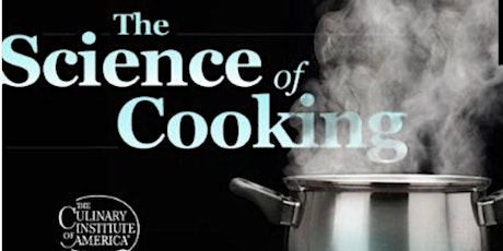 Free Master Class: The Science of Cooking tickets
