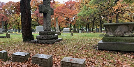 Virtual Tour: Chicago Cemeteries - The Political Graveyard tickets