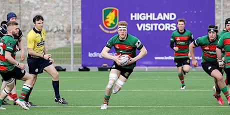 Highland Mini Rugby Training tickets