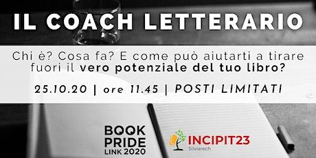 Il Coach letterario biglietti