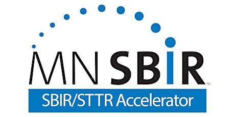 Department of Defense SBIR/STTR Accelerator Cohort Informational Session tickets