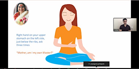 Online: Let's Meditate Boston: Sunday Free Guided Meditation Class tickets