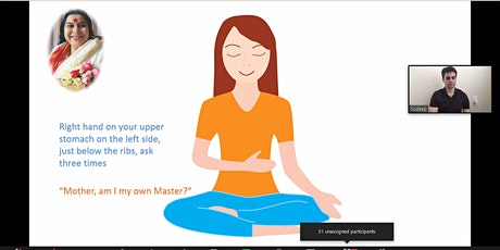 Online: Let's Meditate  Erie: Sunday Free Guided Meditation Class tickets