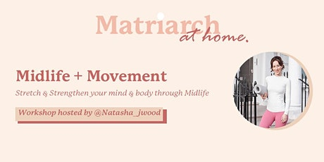 Mind & Body Movement in Midlife with Body Barre Method tickets