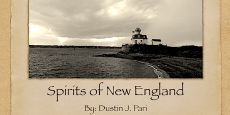 Spirits of New England with Dustin Pari tickets