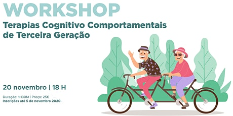 Workshop: Terapias Cognitivo Comportamentais de Terceira Geração