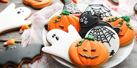 Halloween Cookies Decoration - for Kids tickets