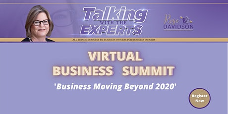 Virtual Summit 'Business Moving Beyond 2020' tickets