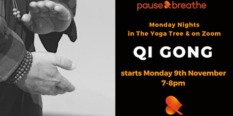Qi Gong in The Yoga Tree, Stirling tickets