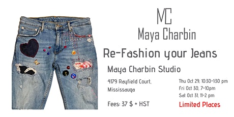 Re Fashion your Jeans tickets