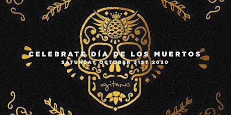 DÍA DE LOS MUERTOS AT GITANO NYC GARDEN OF LOVE tickets