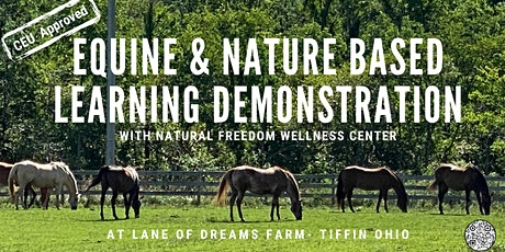 Equine & Nature Based Learning Demonstration tickets
