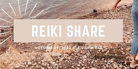 Reiki Share tickets