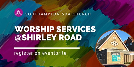 Southampton SDA Worship Service Registration tickets