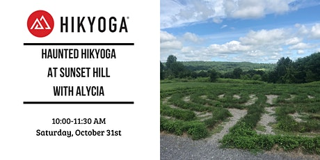 Kick Up the Leaves Haunted Hikyoga with Alycia tickets