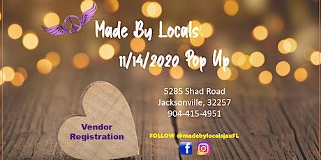 11/14/2020 Craft Fair Pop-Up - Vendor Registration tickets