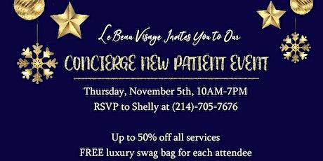 Le Beau Visage Medical Spa Concierge New Patient Event tickets
