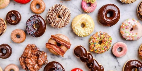 In-Person Class: Delicious Doughnuts (New Jersey) tickets