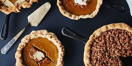 In-Person Class: Festive Fall Pies (New Jersey) tickets