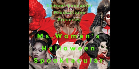 Ms. Woman's Drag Spooktacular! tickets