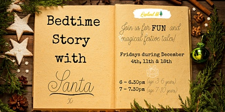 Bedtime Stories with Santa