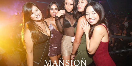 Rewind OC Fridays at Mansion Free Guest List tickets