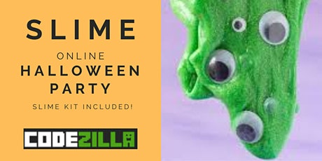 Halloween Slime Party for Kids (slime kit included) tickets
