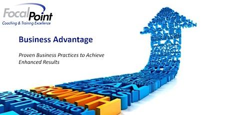FocalPoint Business Advantage: Strategic Planning tickets