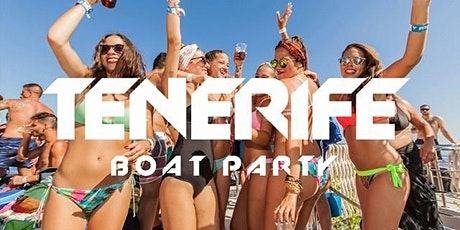 Tenerife Boat Party entradas
