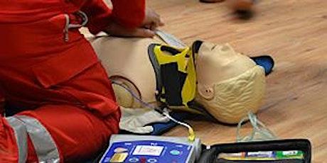 Corso Re-training Full-D (BLSD+PBLSD) per personale Soccorritore/Sanitario biglietti
