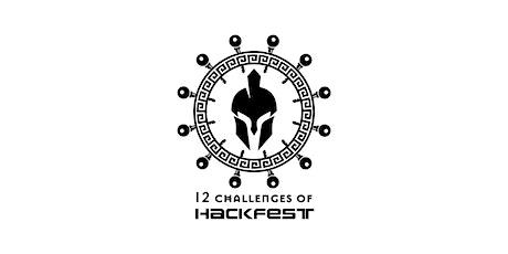Hackfest 2020 - 12 Challenges of Hackfest billets