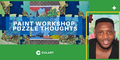 Paint Workshop : Puzzle Thoughts tickets
