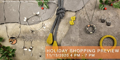 Contemporary Craft - 11/13/2020 Holiday Shopping Preview tickets
