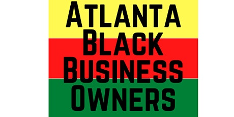 Atlanta Black Business Owners Pop Up Shop tickets