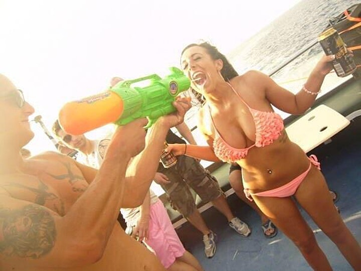 Tenerife Boat Party image