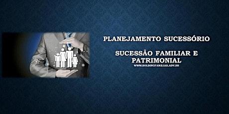Holding Familiar - Vantagens Tributárias, Planej. Sucessório e Patrimonial ingressos