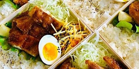 Ku-Ki Farm-to-Table Bento Boxes tickets