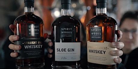 Spirit Works Distillery tasting with the head distiller Krystal Goulart tickets
